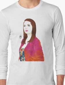 Community: Annie Edison Long Sleeve T-Shirt
