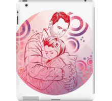 Community: Jeff & Annie Hug iPad Case/Skin