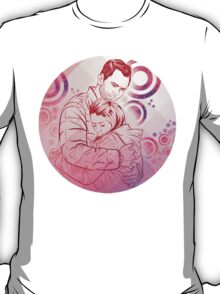 Community: Jeff & Annie Hug T-Shirt