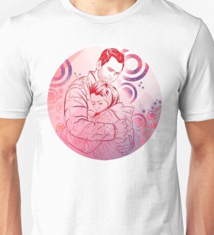 Community: Jeff & Annie Hug Unisex T-Shirt