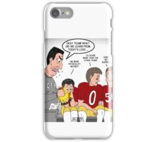 Football Losing Lessons Learned iPhone Case/Skin