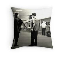 the deal Throw Pillow