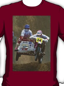"""Motorcycle """"  valuation by the silver"""" : 300 F/2.8 CANON EOS 5 Best  10 (c)(h) by Olao-Olavia / Okaio Créations T-Shirt"""