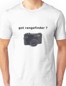 got rangefinder? Unisex T-Shirt