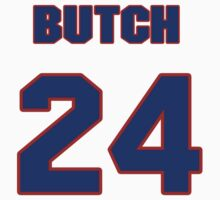National baseball player Butch Hobson jersey 24 by imsport