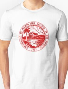 Universidad de Puerto Rico T-Shirt