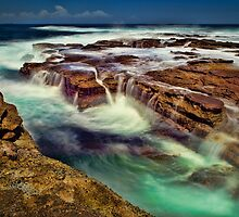 Water in Motion by Steve Randall