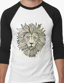 Dandelion Men's Baseball ¾ T-Shirt