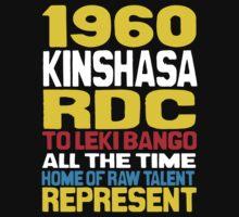 1960 Kinshasa, RDC by kaysha