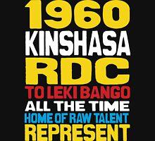 1960 Kinshasa, RDC Unisex T-Shirt