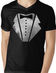 Tacky TuX Mens V-Neck T-Shirt