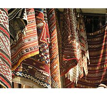 Moroccan Rugs Photographic Print