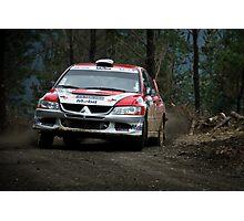 RallyMobil Concepcion Photographic Print