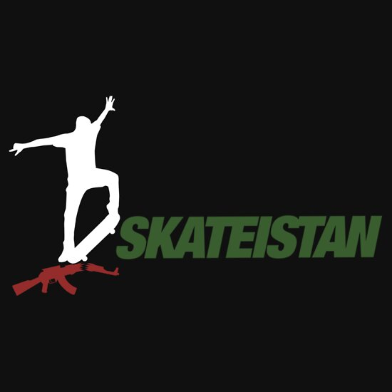 TShirtGifter presents: Skateistan - Colour
