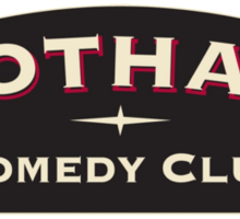 Comedy Gotham Sticker