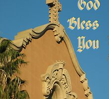 May God Bless You by Donna Grayson
