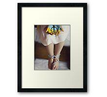 Art Of Peace Framed Print