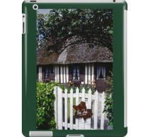 Paysages Normandie LOVE  landscapes 20 (c)(h) canon eos 5 by Olao-Olavia / Okaio Créations   1985 iPad Case/Skin