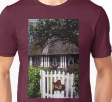 Paysages Normandie LOVE  landscapes 20 (c)(h) canon eos 5 by Olao-Olavia / Okaio Créations   1985 Unisex T-Shirt