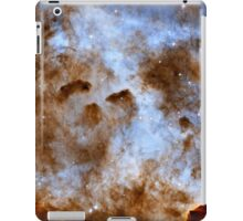 Hubble Space Telescope Print 0034 - Cosmic Ice Sculptures - Dust Pillars in the Carina Nebula - hs-2010-29-a-full_jpg iPad Case/Skin