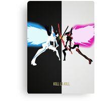 Kill la Kill - Satsuki Vs Ryuko Canvas Print