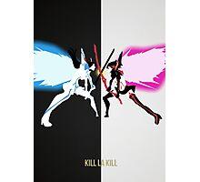 Kill la Kill - Satsuki Vs Ryuko Photographic Print