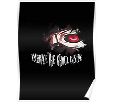 Embrace The Ghoul Inside Poster
