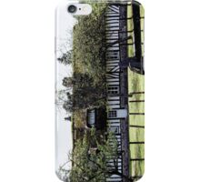 Paysages Normandie LOVE  landscapes 21 (c)(t) canon eos 5 by Olao-Olavia / Okaio Créations   1985 iPhone Case/Skin