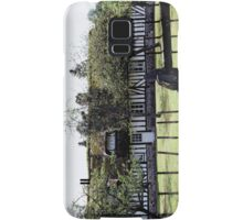 Paysages Normandie LOVE  landscapes 21 (c)(t) canon eos 5 by Olao-Olavia / Okaio Créations   1985 Samsung Galaxy Case/Skin
