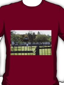 Paysages Normandie LOVE  landscapes 21 (c)(t) canon eos 5 by Olao-Olavia / Okaio Créations   1985 T-Shirt