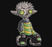 robo-wolfboy by kangarookid