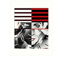 My Own Way  (Tribute to the Genius of Nick Rhodes and Duran Duran) Art Print