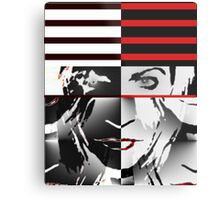 My Own Way  (Tribute to the Genius of Nick Rhodes and Duran Duran) Metal Print