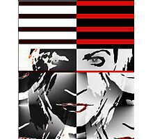 My Own Way  (Tribute to the Genius of Nick Rhodes and Duran Duran) Photographic Print