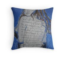 How can I quantify... Throw Pillow