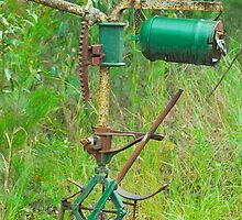 The Contraption Mailbox by Penny Smith