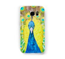 Peacock Samsung Galaxy Case/Skin