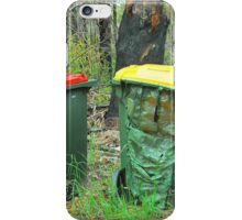 Bushfire Bins iPhone Case/Skin