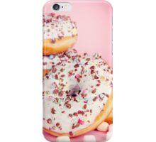 pink Donut iPhone Case/Skin