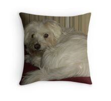 Holly for Issy. Throw Pillow