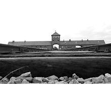 Gate House ( Birkenau ) Photographic Print