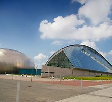 IMAX and Science Centre by Susan Dailey