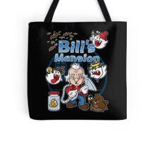 Bill's Mansion Tote Bag