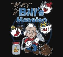 Bill's Mansion Baby Tee