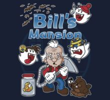 Bill's Mansion One Piece - Long Sleeve