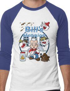 Bill's Mansion Men's Baseball ¾ T-Shirt