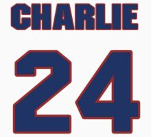 National baseball player Charlie Mead jersey 24 by imsport