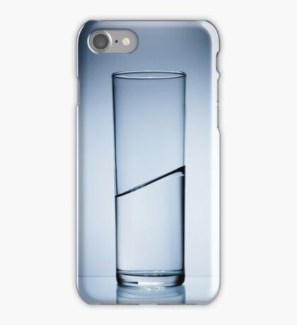 Artistic water iPhone Case/Skin