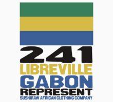 Libreville, Gabon, represent by kaysha