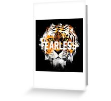 Fearless Greeting Card